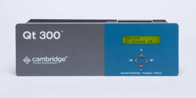 Qt® 300 för ljuddämpning i medelstora rum